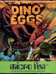 Dino Eggs Box